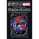 Coleção Graphic Novels O Espetacular Homem-aranha Ed.01 N.21