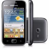 Samsung Galaxy Ace 4 Duos G316 Dual Chip Vitrine Preto