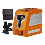 Nivel Laser Lusqtoff Autonivelable 15 Mts C/ Soporte Y Bolso