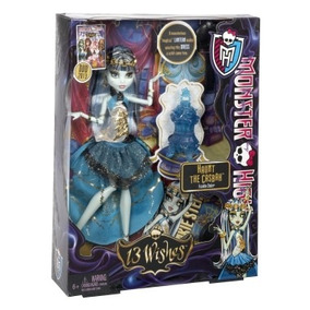 Boneca Monster High 13 Wishes - Frankie Stein