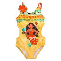 Traje De Baño Moana Niña Disney Store Bikini