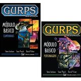 Gurps 4ª Edição Completo Campanhas E Personagens