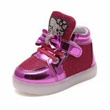 Tenis Led Hello Kitty
