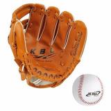 Guante Baseball 11 + Pelota 9 Junior Kbl