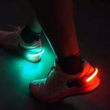Luces Led Zapato Visibilidad Nocturna Led Shoe Clip Light