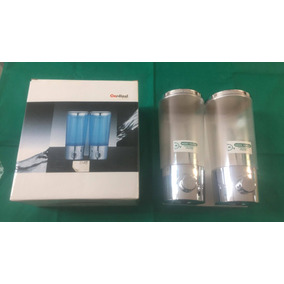 Dispensador Doble Para Jabón Liquido 1.8ml