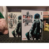 Tokyo Ghoul Manga Original Panini Tomo 1 Disponible
