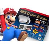 Consola Nintendo Mini Nes Classic Mini Mario Original Nueva