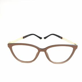 974ea818f23d9 Armação Óculos Para Grau 3s Feminino Sra. Stanley Lv-01. R  85 99