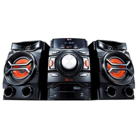 Mini System Lg Cm4350 Com Mp3, Multi Bluetooth E Dual Usb