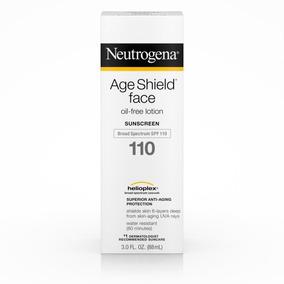 Neutrogena Age Shield Face Protetor Solar Anti Idade Fps110