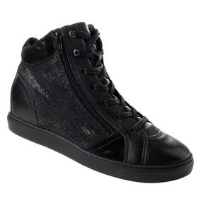 Sneaker Feminino Bottero 17-271502 - Preto