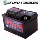 Batería Auto Willard Ub740 12x75 Ford Escape 2.0 Xls / Xlt