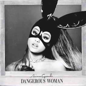 Ariana Grande Dangerous Woman Vinilo Doble Nuevo Importado