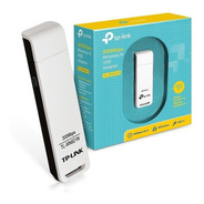 Adaptador Red Inalambrico Tp-link Tl-wn821n 300mb Wifi Usb