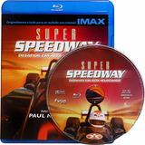 Blu-ray Super Speedway - Desafios Em Alta Velocidade Novo!