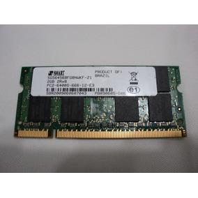 Memoria Para Notebook Smart 2gb Pc2 6400 Dell Inspiron 1545