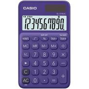 Calculadora Casio Sl-310 Violeta
