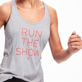Musculosa Deportiva Running Old Navy Dri Fit Import De Usa
