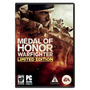 Juego Fisico Pc Medal Of Honor Warfighter Limited Ed. Nuevo