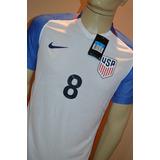 Camisa Da Seleção Do Estados Unidos (eua)