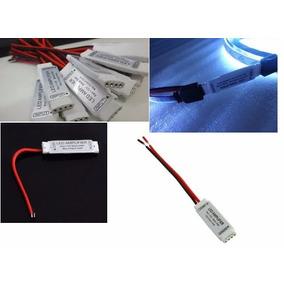 Amplificador Sinal Fita Led Rgb 5050 3528 Repetidor Controle