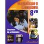 Castellano Y Literatura 8vo. Actividad Editorial Actualidad