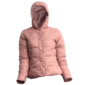 Campera Le Coq Sportif Puff Light Down Jacket Woman-rose