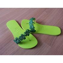 Havaianas Flat Gum - Verde