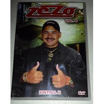 Dvd Zezo E Seus Teclados Ao Vivo Vol.6 Kintall Ii Original