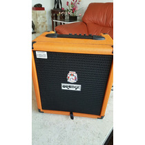 Orange Crush Vx 25 Amplificador Bajo Y Guitarra.
