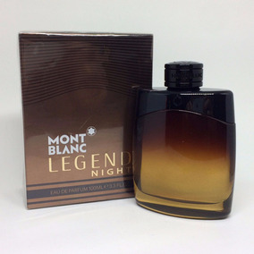 Mont Blanc Legend Night Edp 100ml Masculino | 100% Original