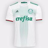 Camisa Palmeiras adidas Climacol 2016 2017 Verde E Branca Of