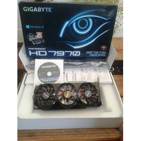 Tarjeta Grafica De Video Gigabyte Amd Radeon Hd 7970 3gb