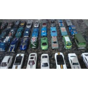 Coleção De Carrinhos Hot Wheels