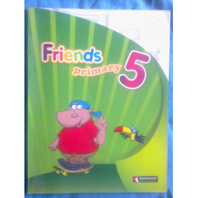 Libro Ingles De 5to Grado, Friends Primary 6