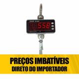 Dinamômetro 1000kg - Balança Digital - Novo Com Nota Fiscal