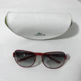 Oculos Lacoste Vermelho E Branco De Sol - Óculos no Mercado Livre Brasil e593f537d3