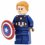 +100 Minifigures Lego Compativel Bonecos Super Heróis Escolh