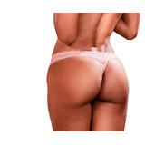 Colaless Victoria Secret Encaje Trasero Pack X12