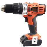 Parafusadeira Furadeira De Impacto Black And Decker