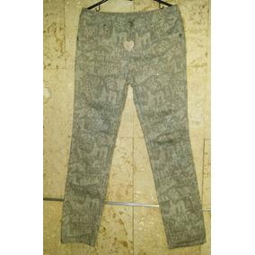 Pantalon Justice Jeans Made 4 Talla 18r (($10))