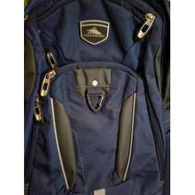 Mochila High Sierra Elite Para Portátil Y Tableta De 17