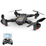 Dron Visuo Xs809w Hd Wifi Fpv Plegable Con Envio Gratis