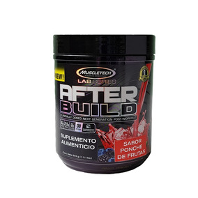 Post Entreno Muscletech After Build 503 G (30 Srvs)