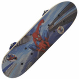 Mini Skate Patineta D Niño Niña Kids Spiderman Hombre Araña