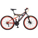 Bicicleta Benotto De Montaña Mdhrus2621 R26 21v