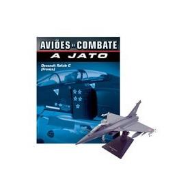 Aviões De Combate Dassaut Rafaele.c,frança,c/fascículo.