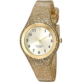 Kate Spade Nueva York Reloj De Oro Rumsey Mujer Ksw1221
