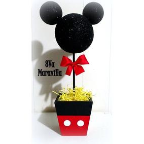 Centro De Mesa Mickey - Minnie